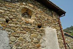 Soldano (IM) Oratorio di S. Giovanni Evangelista (XV sec.)