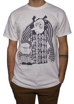 futura t-shirt by curvedlines www.curvedlines.it