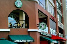 Starbucks Cafe at Warisan Square Kota Kinabalu Sabah