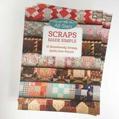 Scrap Happy. Happy Scrappy. « modafabrics