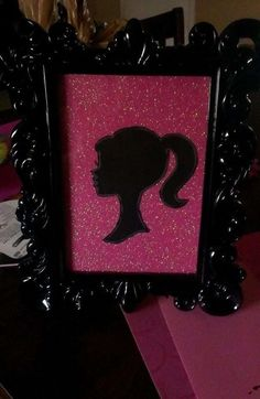 Barbie Silhouette (Fashion Runway) Birthday Party Ideas   Photo 2 of 12   Catch My Party