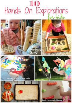 Hands On Learning for Kids - One Perfect Day