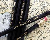 The Dude Abides Pencil 6 Pack. $8.50, via Etsy.