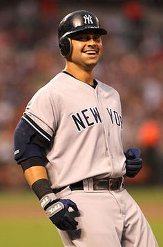 #33 Nick Swisher, one of the best attitudes in baseball!!