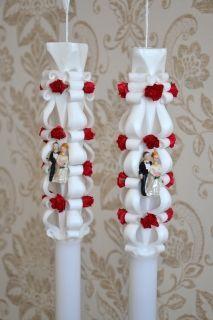 Lumanare de nunta sculptata LN 601 D36x90 Napkin Rings, Christmas Ornaments, Holiday Decor, Home Decor, Decoration Home, Room Decor, Christmas Jewelry, Christmas Decorations, Home Interior Design