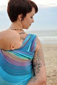on wishlist: Double Rainbow (RR = rainbow squared) azul pacifico Baby Wearing Wrap, Rainbow Family, Woven Wrap, Baby Love, Baby Baby, Babywearing, Baby Wraps, Baby Gear, Beautiful Babies