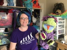 You're The Puppet: Oakland Maker Transforms Obsession Into Profession Bay Area, Puppets, Paisley, Workshop, Portraits, Teaching, Handmade, Women, Fashion