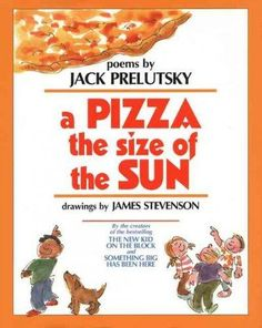Precision Series A Pizza the Size of the Sun: Poems