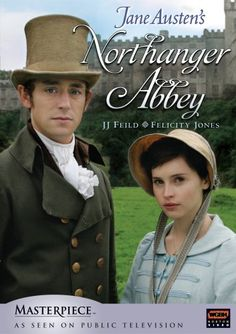 Sweet adaptation of Austen's novel. Felicity Jones is absolutely charming as the innocent and imaginative Catherine Morland.