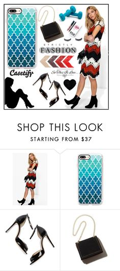 """""""#4 Casetify"""" by naida-piric ❤ liked on Polyvore featuring Boohoo, Casetify, M. Gemi, WALL and Kylie Cosmetics"""