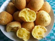 Recept voor heerlijke zuid amerikaanse kaas broodjes: Pao de Queijo of Pan de Yucca.