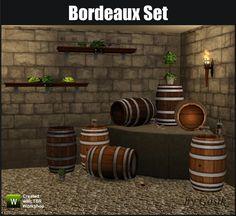 Gosik's Bordeaux Set