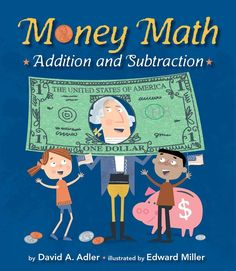 Introduces children to American currency values and the basics of adding and subtracting money. (Grades: Prek-2) Call number: QA115 .A3655 2017