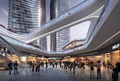 Xiamen Financial Center #Xiamen #Chinaarchitecture #WorldArchitecture #financialdistrict #design #architecture #TFPFarells #luxuryarchitecture #flawlessdesign #elegance #form #function #3Drendering #3DSMax #rendering #vray #V-ray #hotel #DoranHomes @Brad Kooki @Joanna Orenbach @Behzad Sabbaghi