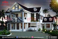 Creo Homes, the best interior designers in Kochi, has been recognized nationwide for its excellence in constructions. The top home and building designers in Kerala, is guided by years of experience to build your custom luxury home which is beautiful, functional, original. They providing services all over Kerala and total infrastructure design solutions with high end technology and software, and facilitate our design team in achieving the best of creative designs. Creo Homes has been a… Interior Design Software, Best Interior Design, Interior Design Living Room, Interior Decorating, Interior Designing, Bungalow House Design, Interior Work, Kochi, House Floor Plans