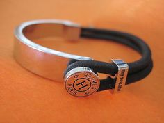 Dapper Male Fashion| Serafini Amelia| HERMES BRACELET