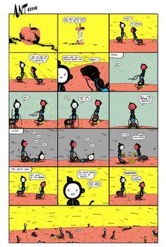 ant comic