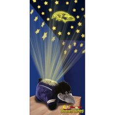 Baltimore Ravens Dream Lites Pillow Pet