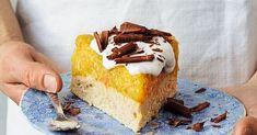 Diese Kombination aus fruchtig-samtiger Füllung und Sahne schmeckt immer und ist im Spätsommer ein Kuchen-Muss.