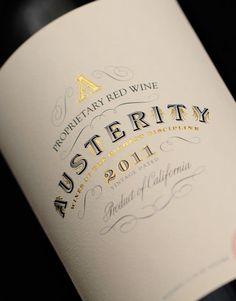 CF Napa Brand Design - Austerity - CF Napa