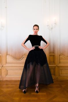 Stephane Rolland Autumn/Winter 2014 Couture Collection | British Vogue
