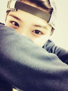 zelo <3 <3 such gorgeous eyes. ^_^