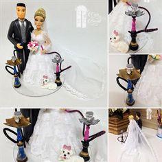 caraarteembiscuit💕 Noivinhos Personalizados 💕 #narguilé #topodebolopersonalizado #casamento #pet 🐶 #animaisdeestimação #dog #biscuit #feitoamao #noivinhos #bolocasamento #wedding #topodebolo #enfeitedebolo #caraarteembiscuit #vestidodenoiva #weddingdress #weddingcake #weddingcaketopper #noiva ❤️ Orçamentos: contato@caraarteembiscuit.com.br, ou envie uma mensagem inbox na página www.facebook.com/caraarteembiscuit