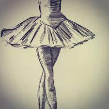 Dibujo De Bailarina Clásica Bailarina Clasica En 2019 Drawings