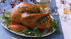 This traditional holiday bird brings much more to the table than just great taste. Turkey breast packs more protein than chicken breast or trimmed top loin beefsteak, with just 1 gram of fat per 3-ounce serving, and it contains selenium, which may help prevent certain cancers and heart disease. Get more Thanksgiving menu ideas: Roasted Vegetables Day-After Turkey Soup