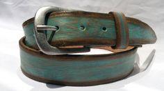 Men's Leather Accessories Buckle Belt Men's Design