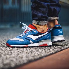 Chubster favourite ! - Coup de cœur du Chubster ! - shoes for men - chaussures pour homme - sneakers - boots - sneakershead - yeezy - sneakerspics - solecollector -sneakerslegends - sneakershoes - sneakershouts - Patta x Diadora N.9000
