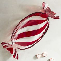 2 pier one candy dishes