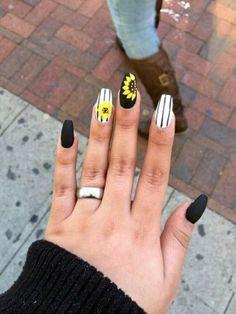 Popular nail art spring time 39