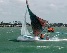 Image result for outrigger sail art