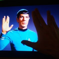 """:(( #llap #rip #spock #leonardnimoy"" Photo taken by @high_voltage_cz on Instagram"