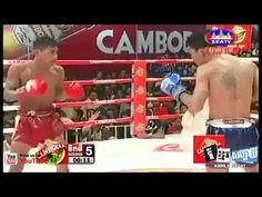 07 08 2016, Em Sothy Vs Thai, Soth Bunthy, Khmer Boxing, Seatv Boxing