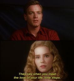 Big Fish - Tim Burton.