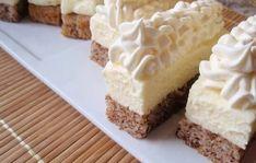 Czech Desserts, Sweet Desserts, Sweet Recipes, Baking Recipes, Cake Recipes, Dessert Recipes, Kolaci I Torte, Torte Cake, Czech Recipes