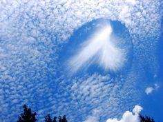 Cloud formations photography