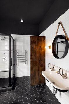 Atelier rue verte, le blog / For my home / Idées déco 18 / Un miroir rond /