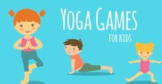 In this post we present eight Best Yoga Games for Kids. Kids learn through having fun. Here you can find games which are very fun for children.
