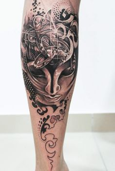 Tattoo Artist - Led Coult Tattoo  - face tattoo