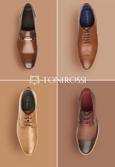 shades and tints of brown. perfect monochromatic from ToniRossi.