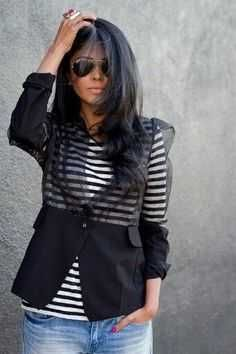 date outfit fall casual Fashion Details, Look Fashion, Diy Fashion, Fashion Dresses, Womens Fashion, Fashion Design, Fashion Trends, Look Street Style, Mode Hijab