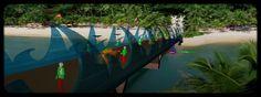 2009 - Animation | Cui Yue, Hu Tsai Ting and Siti Nadiah | Singapore Polytechnic (Singapore) | 'Way to Paradise'