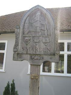 Smarden Village Sign, Kent