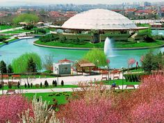 Altin Park (Golden)- Ankara , Turkey