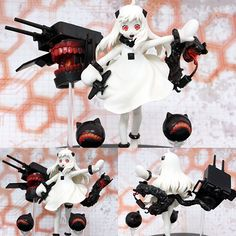PVC Northern Princess (Hoppou Seiki) from Kantai Collection  Now available in stock from: http://www.figurecentral.com.au/products/pvc-northern-princess-hoppou-seiki-from-kantai-collection-kancolle-game-prize-figure-furyu-in-stock?variant=16792116481  #animefigure #northernprincess #kantaicollection #furyu #figurecentral