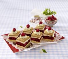 Himbeer-Keks-Kuchen Rezept | LECKER