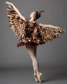 One O'Clock: The Cuckoo Bird, dancer Tiler Peck.